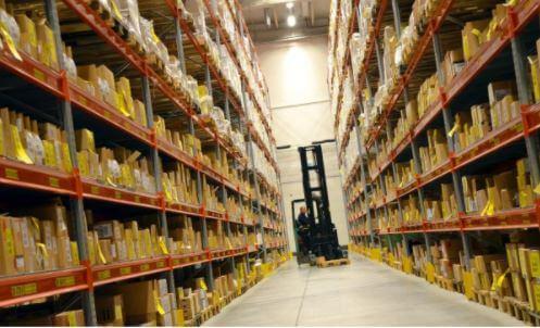 control de inventarios con el ERP para PyMEs Chile